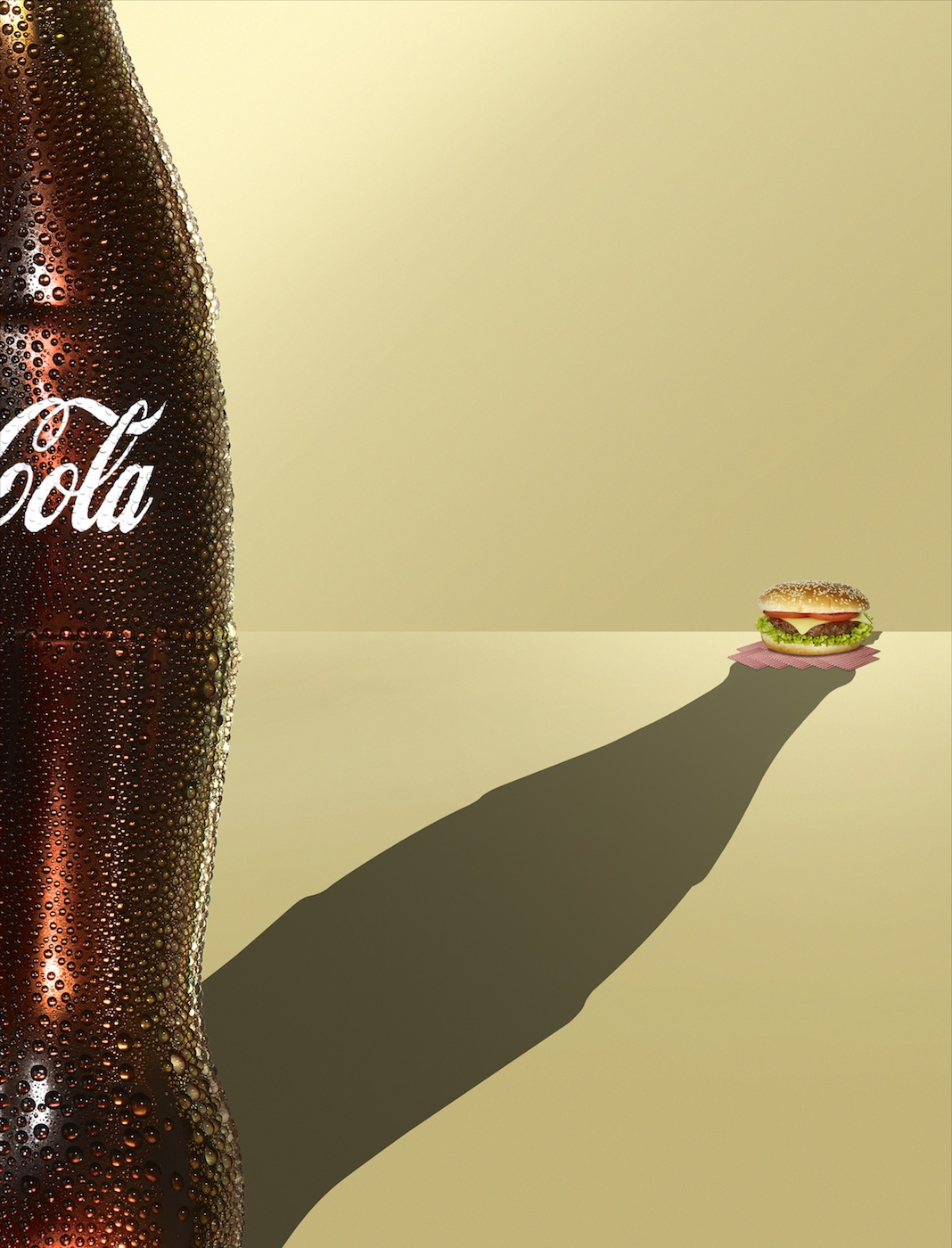 CokeBottleBurger